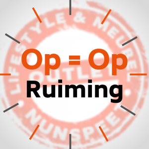 Opruiming Meubel Outlet Nunspeet